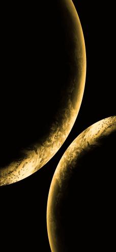 Crossroad-Planet-v5-GOLD-for-iPhoneXSMAX-iPhoneXR