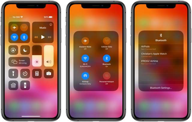iOS-13-Control-Center-Bluetooth-devices