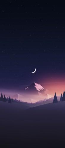mountain-valley-iphone-wallpaper-axellvak-night-mountain-deer