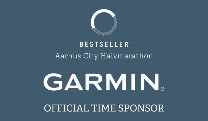 Med Garmin som officiel tidssponsor er der styr på dit løbetempo til BESTSELLER Aarhus City