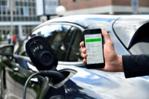 Porsche starter digital opladningsservice for elbiler 1
