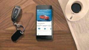Ford gør livet med bil lettere med ny app 1