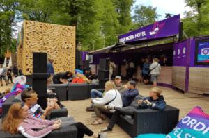 Telia gab årets smukfest et digitalt løft 1