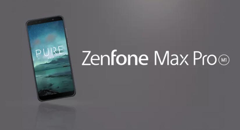 ASUS Zenfone Max Pro lanceret i Danmark – Pure Android med høj batterikapacitet