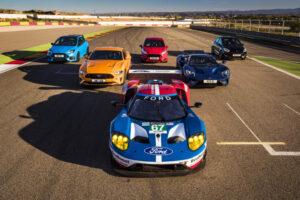 Sportsteknologi fra Ford Performance accelererer produktudviklingen 1