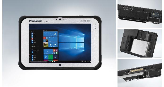 Panasonic annoncerer Toughpad FZ-M1 Passport til effektiv pas- og identitetskontrol