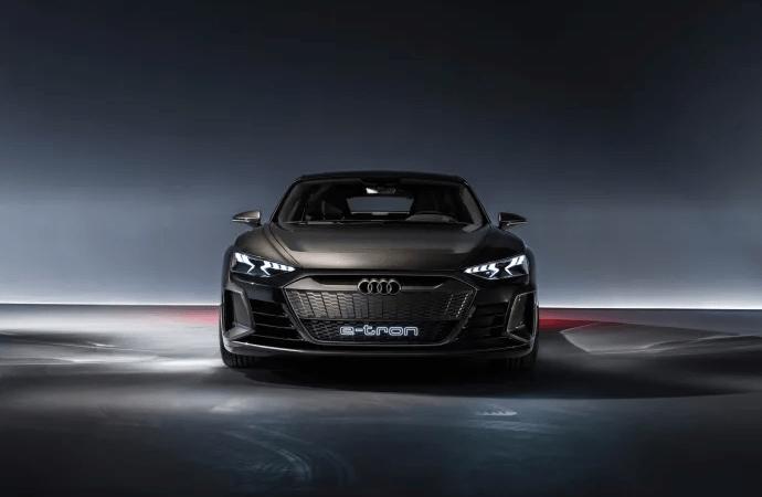 Audi på Genève Motor Show