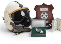 Sjældent Rolex fra Vietnam krigen sælges hos Bruun Rasmussen