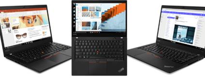 Lenovo introducerer kraftfulde ThinkPads med AMD teknologi 1