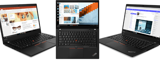 Lenovo introducerer kraftfulde ThinkPads med AMD teknologi