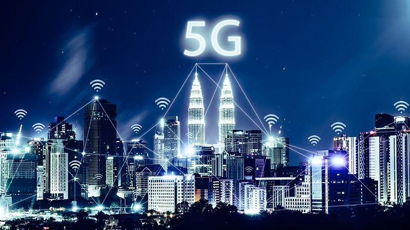 5G udrulningen fortsætter med fuld fart