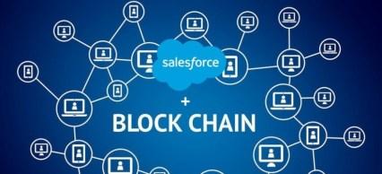 Salesforce lancerer den første low-code blockchain platform til CRM 1
