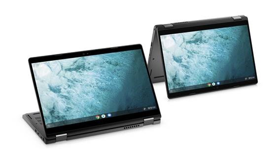 Dell Technologies lancerer verdens første Latitude Chromebooks til virksomheder