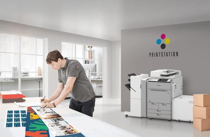 Udtryk kreativiteten på print