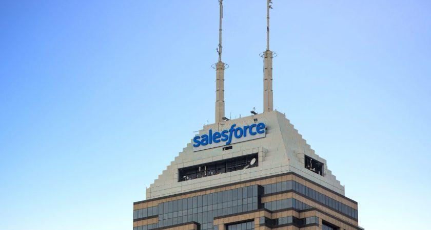 Salesforce udvider produktpaletten med Consumer Goods Cloud og Manufacturing Cloud