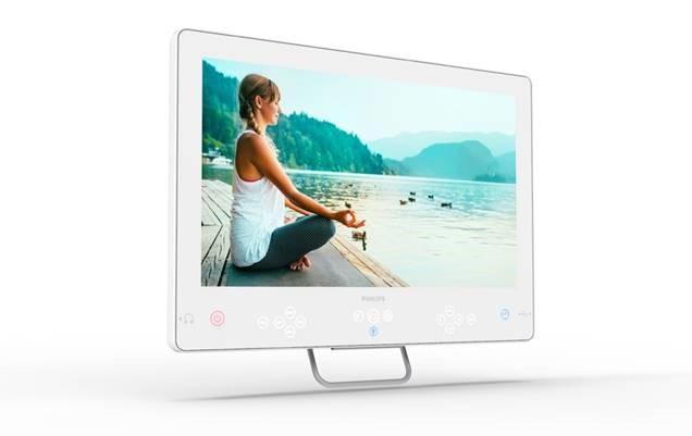 Philips Professional Display Solutions lancerer nyt natbords-TV med indbygget Chromecast