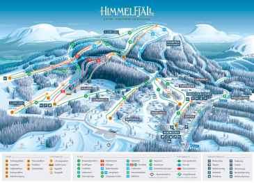 Ny alpin skidestination åbner i Sverige 1
