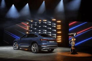 Audi e-tron Sportback er ny elektrisk SUV-coupé 1