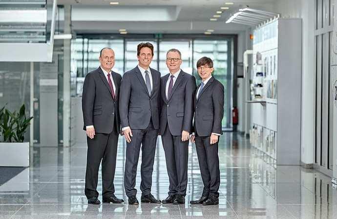 Phoenix Contact GmbH udvider sin direktion