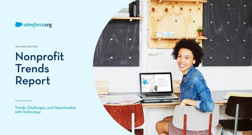 Ny Salesforce-rapport viser at teknologi bliver afgørende for velgørenhedsorganisationerne