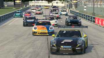 TAG Heuer bliver navnesponsor for Porsche E-sports Supercup 1