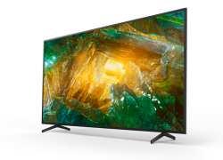 Sony annoncerer priser og tilgængelighed for de nye 4K HDR-tv'er – XH81, XH80 & X70