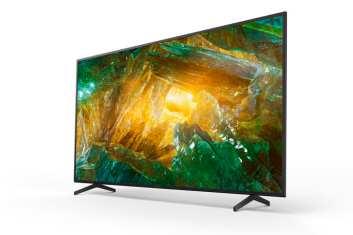 Sony annoncerer priser og tilgængelighed for de nye 4K HDR-tv'er – XH81, XH80 & X70 1