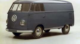 Volkswagens ikoniske Transporter har 70-års jubilæum 1
