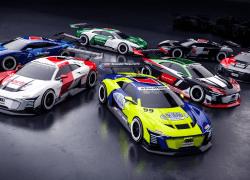 Audi-kørere i e-sport løbsserie for at støtte motorsporten