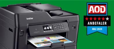 Ros til Brothers A3 alt-i-én inkjetprinter MFC-J6930DW 1