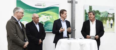 EU blåstempler grønt, dansk forskningscenter 1