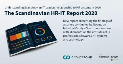 Samarbejdet mellem HR og IT i 2020 2