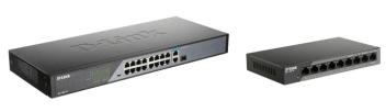 D-Link lancere nye PoE Overvågningsswitche med lang rækkevidde 1