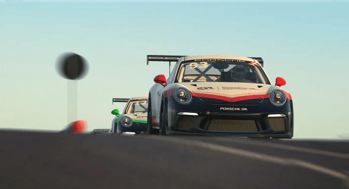 Porsche Esports Carrera Cup Denmark: Grønt flag for nyt dansk digitalt motorsportsmesterskab