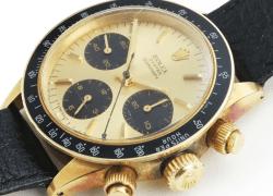 1.675.000 kr. for ekstremt sjældent Rolex-ur