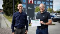 Tekniker fra Lemvigh-Müller får eftertragtet certificering fra Schneider Electric