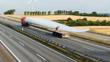 Historisk interesse for støtte til grøn energiteknologi 1