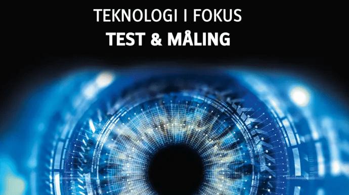Måling og testning med Conrad Elektronik