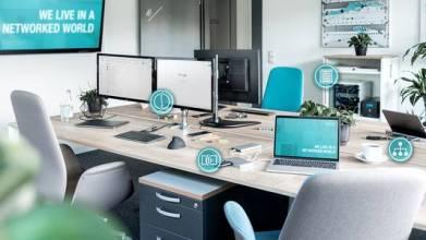 Den digitale arbejdsplads – løsninger fra DIGITUS