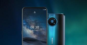 Nokia 8.3 5G er nu tilgængelig i Danmark