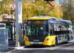 Östersund udvider driften af elektriske bybusser med ti nye Scania Citywide LF