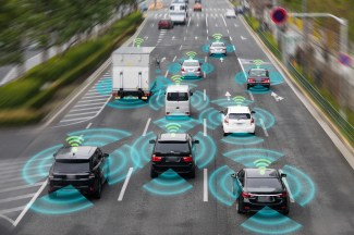 5G: Your next car will not be self-driving - on the other hand, it is online 1