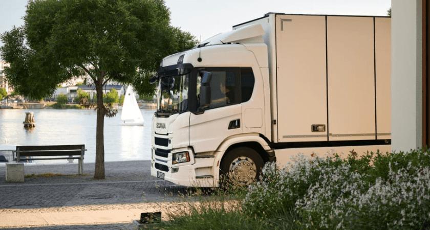 Scania forpligter sig til batterielektriske løsninger til tung transport