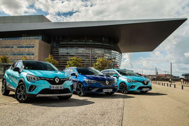 Stort prisfald på Renault Clio hybrid