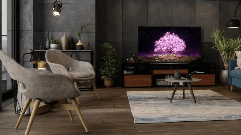 LG begins the global rollout of this year's TV models