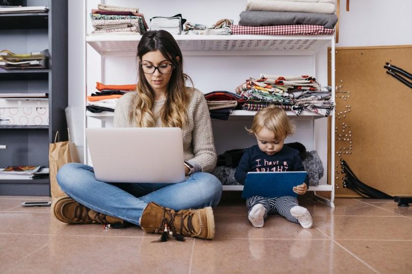 Halvdelen af danskerne overvejer at flytte hvis de fortsat kan arbejde hjemmefra