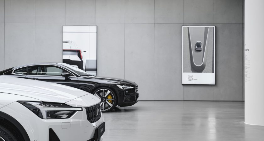 Polestar 0-projekt: En rigtig klimaneutral bil inden 2030