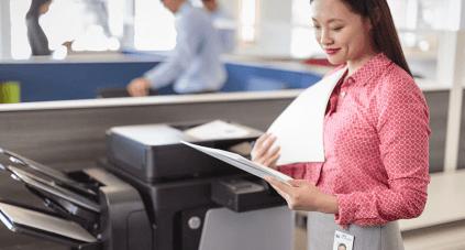 Ny cloudbaseret abonnementsløsning forbedrer printoplevelsen