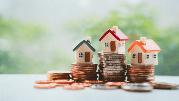 Danske boligformuer steget 405 milliarder kroner på fem år