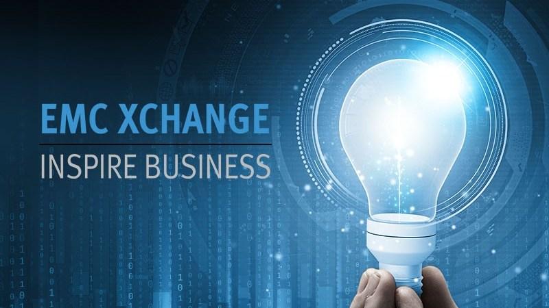 EMC XCHANGE – INSPIRE BUSINESS 2015
